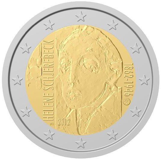Commémorative Finlande 2012