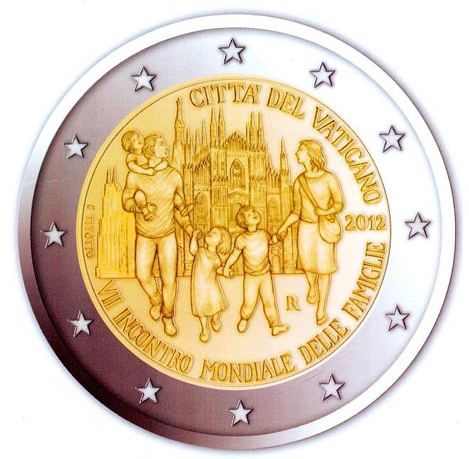 Commémorative Vatican 2012